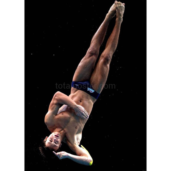 Tom Daley - Poster