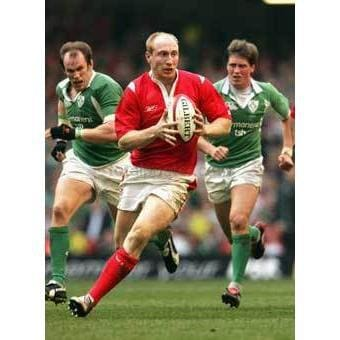 Tom Shanklin | Wales Six Nations rugby posters