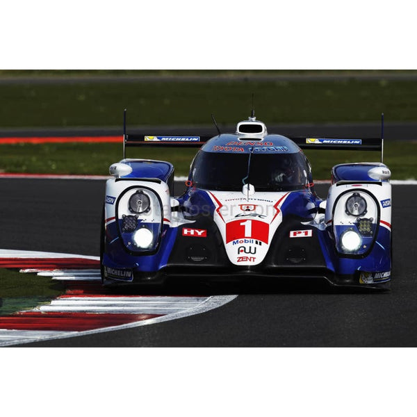Toyota Racing TS040 | Le Mans Poster | TotalPoster