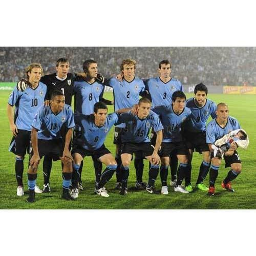 Uruguay World Cup Team | Football Poster | TotalPoster