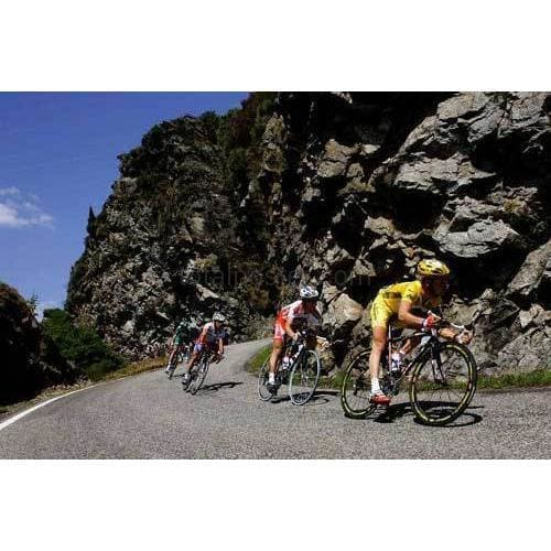 Yellow jersey Thomas Voeckler | Tour de France Posters TotalPoster
