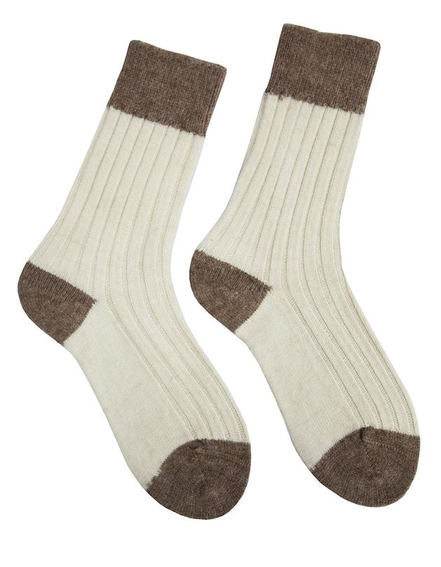 Alpaca wool bedsocks are the perfect gift from Ally Bee