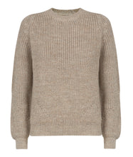 Pebble Alpaca Jumper - Special edition, Crew neck, Premium British Alpaca