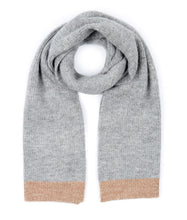 Alpaca wool blend scarf available from Ally Bee