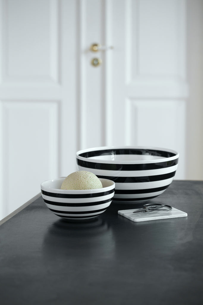 Omaggio Ceramic Serving Bowl