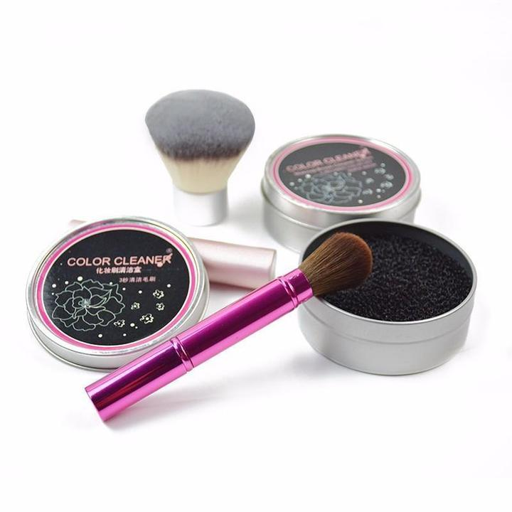 Makeup Brush Instant Cleaner - 65% OFF