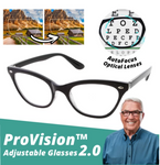 ProVision™ Adjustable Glasses 2.0 (50% OFF TODAY)