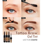 Tattoo Brow Gel Tint- 50% OFF!