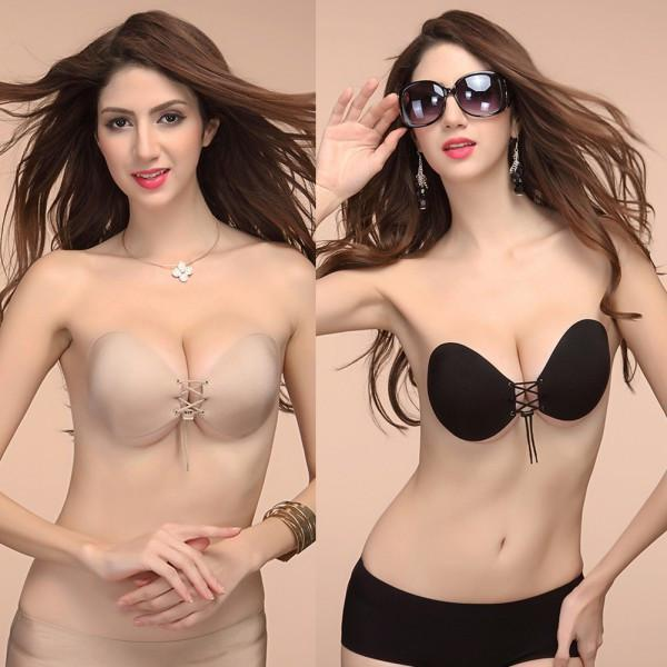 Premium Self Adhesive Strapless Bra -60% OFF