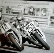James was 1986 F2 Champion and raced professionally for 10 years as AMA #250