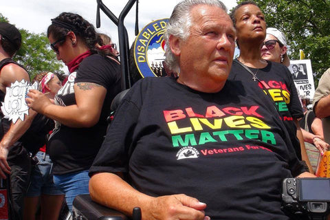 'Black Lives Matter' VFP T-shirt