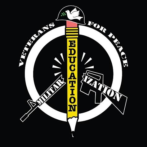 'Education Not Militarization!' Button