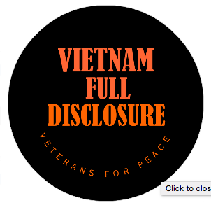 'Viet Nam Full Disclosure' Button
