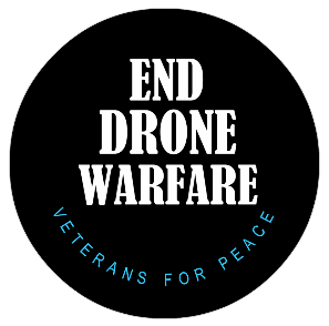 'End Drone Warfare' Button