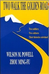Two Walk the Golden Road, by Wilson Powell
