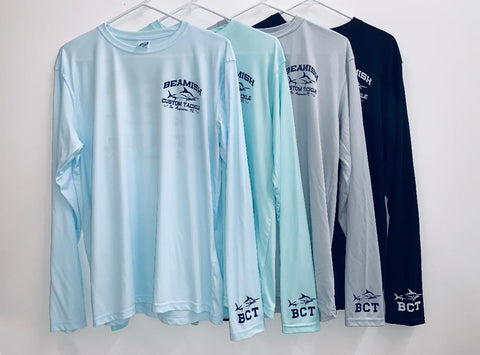 BCT Long Sleeve Performance Shirts