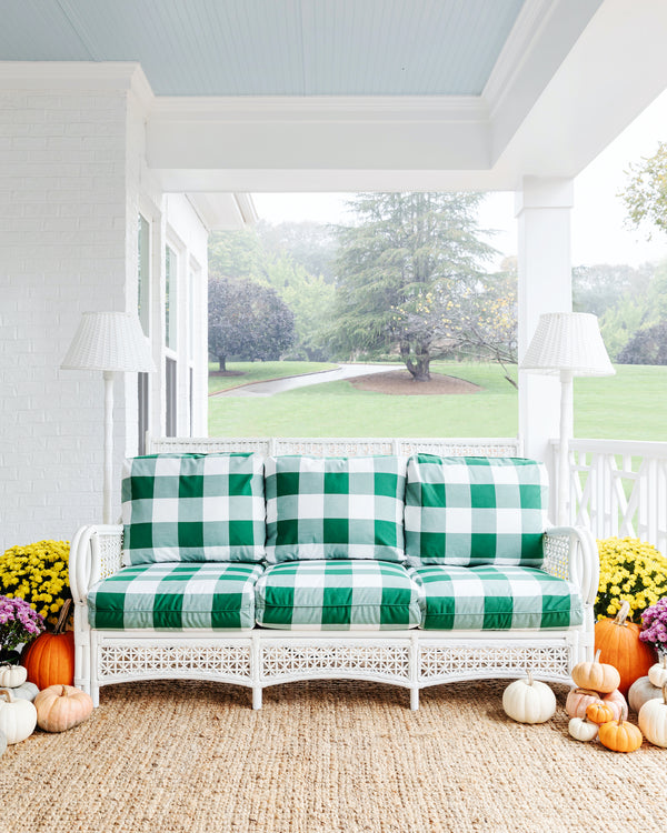 Transitioning With the Seasons: Our Cozy Fall Porch Makeover