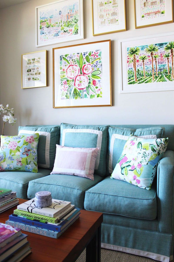 Customer Spotlight: A Brightly Decorated Life With Artist, Evelyn Henson!