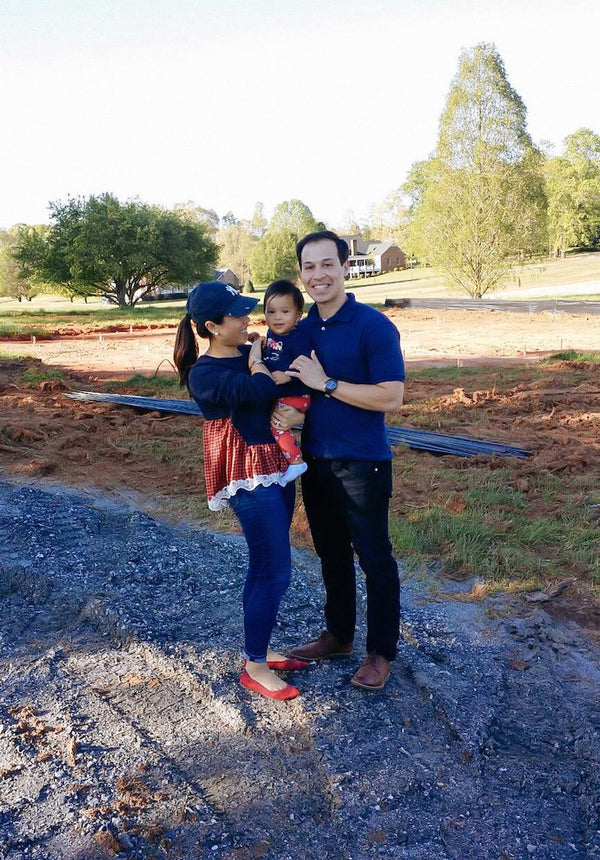 We broke ground, Our House Rendering, and 5 Spaces I Love