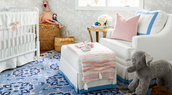 Meet the Designer Behind This Sweet & Sophisticated Nursery