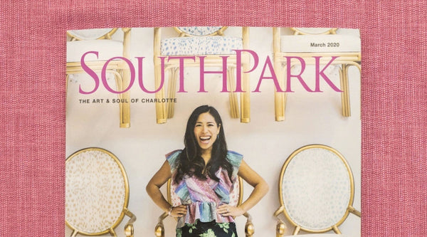 Society Social Charlotte in South Park Magazine!