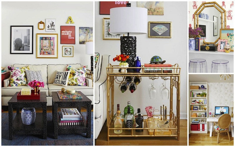 Roxy's Apartment in HGTV Magazine