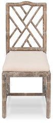 Bristol Bamboo Side Chair (Set of 2)