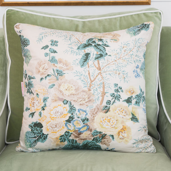 Althea Citron Pillow