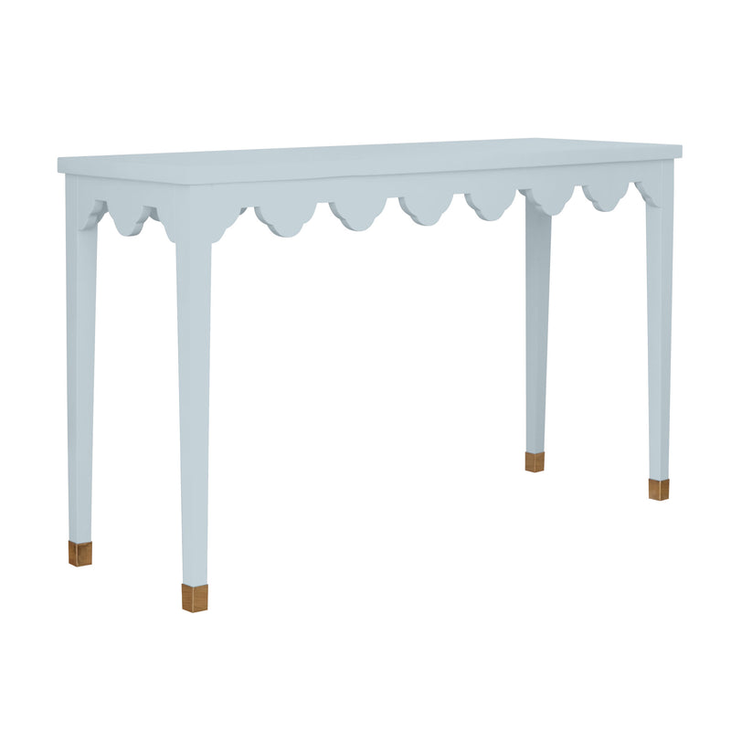 Amy Scalloped Console - Standard