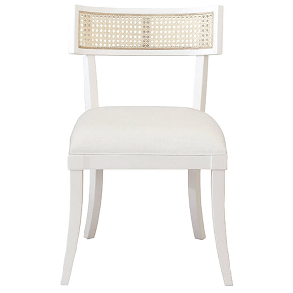 Birdie White Dining Chair