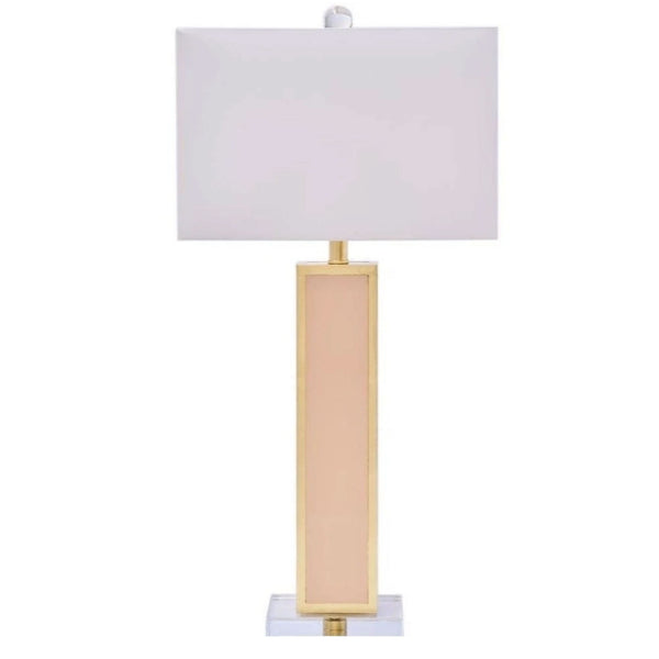 Blair Lamp in Blush