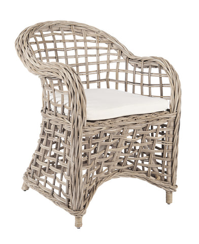 Palmetto Rattan Chair (Set of 2)