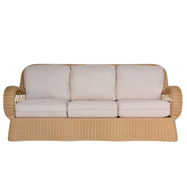 Claremont All-Weather Wicker Sofa