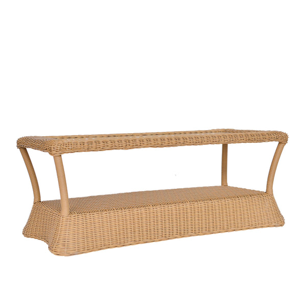 Claremont All-Weather Wicker Cocktail Table