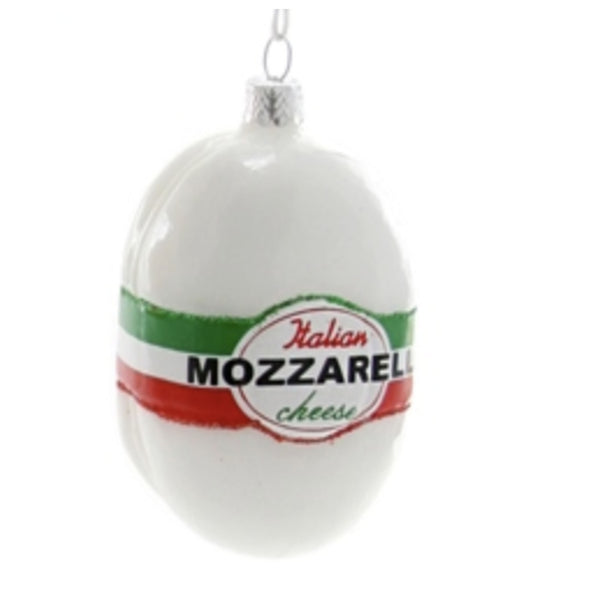 Pre-Order!! Mozzarella Cheese Ornament