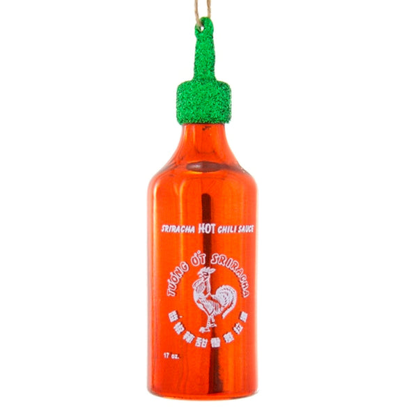 Sriracha Chilli Sauce Ornament