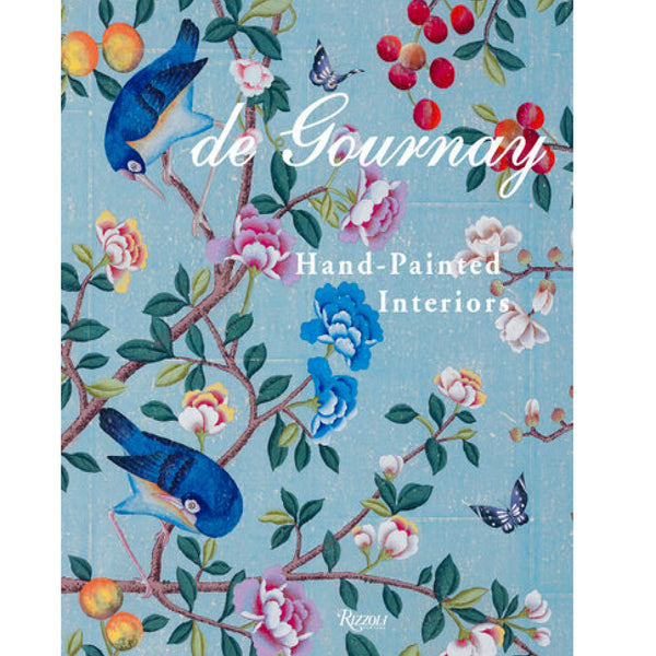 de Gournay: Hand-Painted Interiors