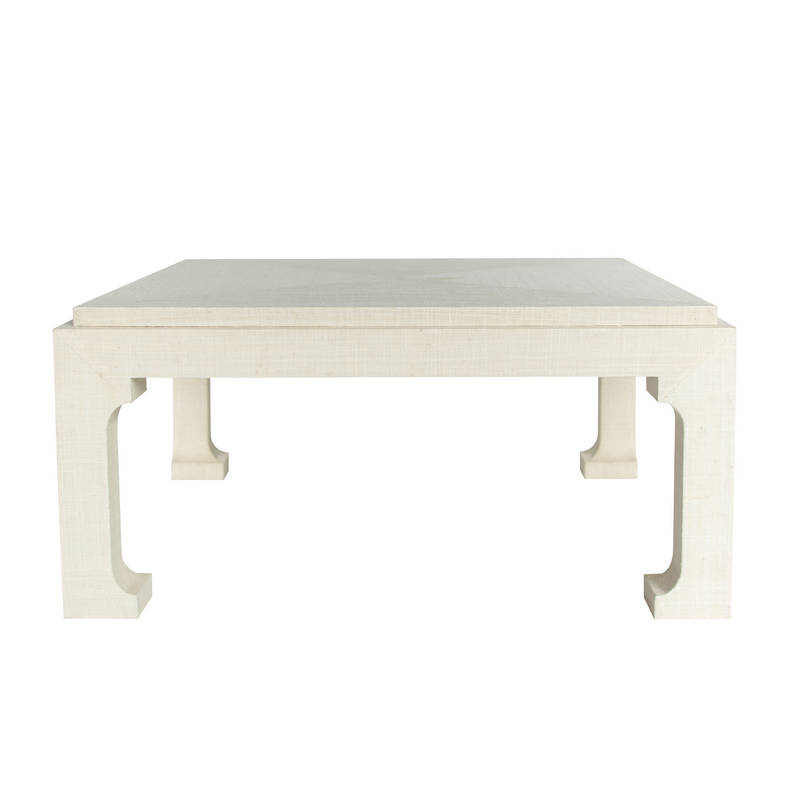 Fenimore Grasscloth Cocktail Table