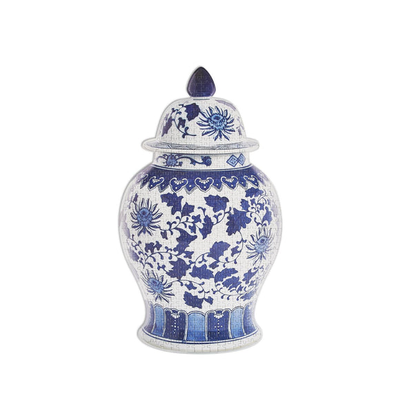 Blue and White Ginger Jar  Puzzle