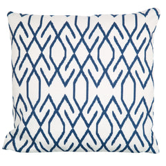 Zoe Navy Pillow