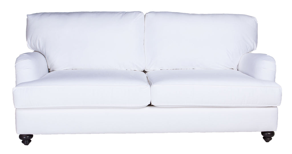 Elise Sofa in Twill - No Skirt