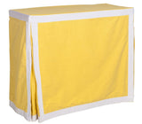 Rectangular Table Skirt