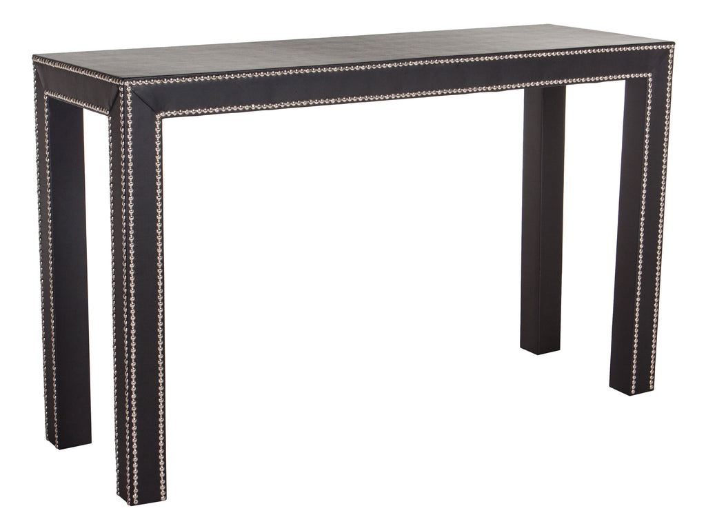 Exceptionnel Celine Nailhead Parsons Table