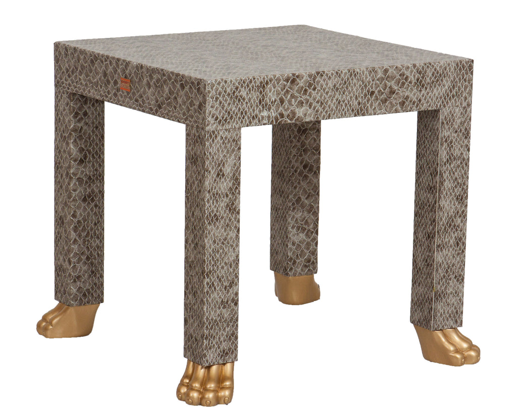 Gold Foot Table No 2