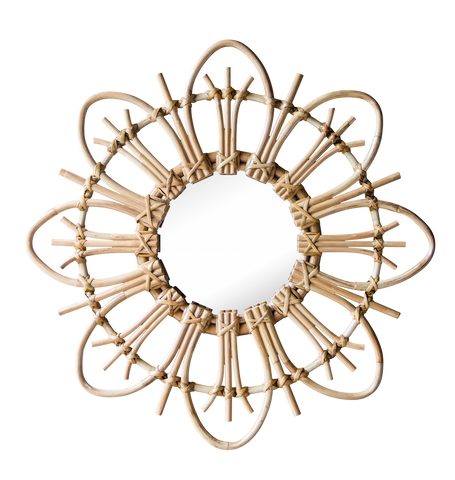 Antibes Flower Mirror - Holiday Sale