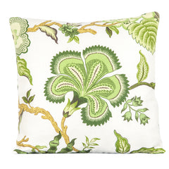 Hot House Flowers Pillow