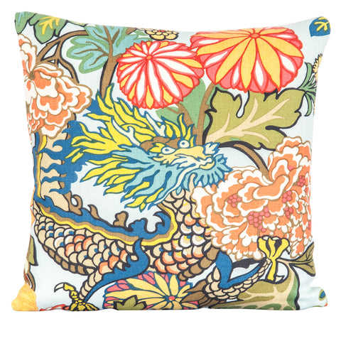 Chiang Mai Dragon Pillow