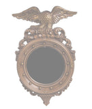 Federal Eagle Bullseye Mirror