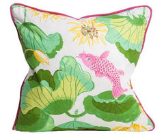 Lotus Leaf Chintz