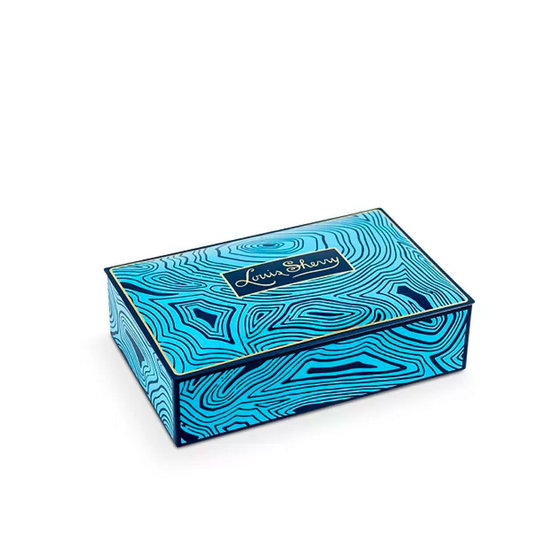"Box of Chocolates ""Blue Malachite"""